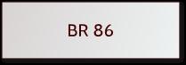 Fleischmann BR 86