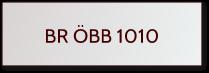 Fleischmann BR ÖBB 1010