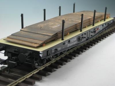 DUHA 18220 - Stahlplatten
