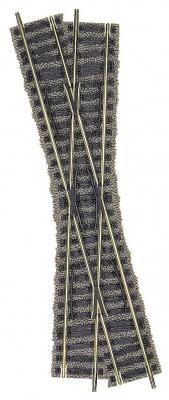 Fleischmann 9162 - Kreuzung 15°, linkskreuzend, Länge 111 mm