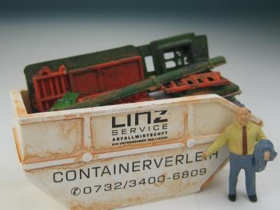 DUHA 11563 D - Ladeguteinsatz Container
