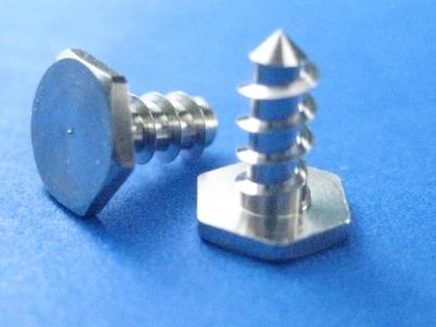 LGB Ersatzteil f. Lokgestänge - 2 sechskant-Schrauben Vollgewinde