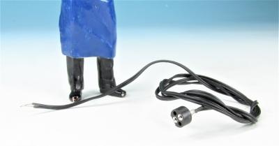 LGB Lokbeleuchtung - Fassung für Steckglühbirnchen m. Kabel