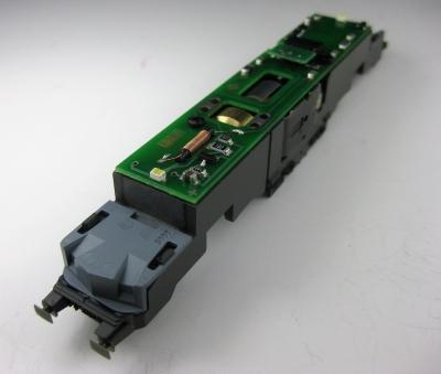 Lokfahrgestell mit Motor und Platine für Lok 7260