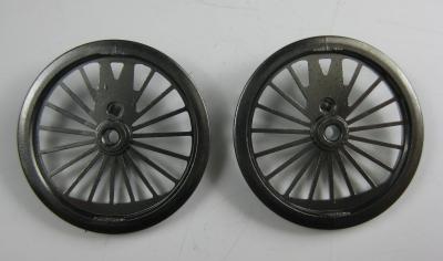 Fleischmann Original-Ersatzteil - 2 Räder für Dampflok Ø 23,5 mm (21)