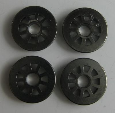 Fleischmann Original-Ersatzteil - 4 Räder für Dampflok Ø 10,8 mm (63)