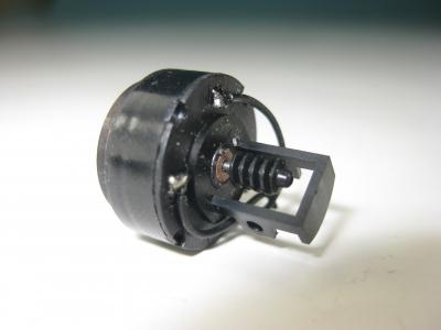 Motor für Dampflok 7070/71