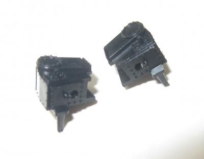 Zylinderkasten links und rechts für BR 91