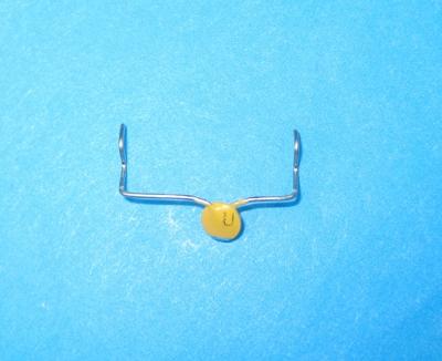 Drossel für Verbindung auf Tenderbodenrahmen BR55