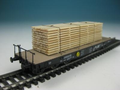 DUHA 12270 - Bretter-Stapel, gesäumt (Spur TT)