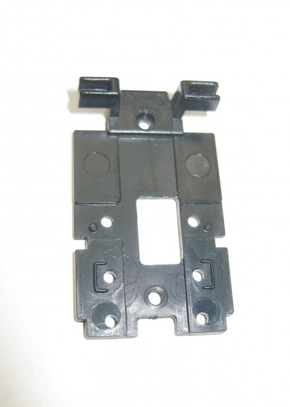 Fleischmann Platte für Stromabnehmer und Zylinder BR 91