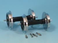 LGB 67403 - Kugellager-Radsatz, 2 Stück