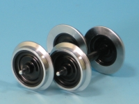 LGB 67419 - Metall-Scheibenradsatz