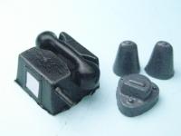 85310 B - Bausatz für Eisenbahn-Diensttelefon mit Außenglocke