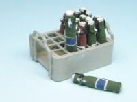 85450 B - Unbemalter Bausatz für alte Bierkiste
