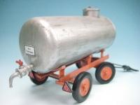 85460 B - Unbemalter Bausatz für Wasserfass