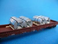 DUHA 12318 - Aluminium Blechrollen (Spur TT)