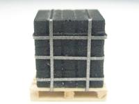 DUHA 11436 A - 3 Paletten mit Brikett (Spur H0)