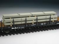 DUHA 11234 A - Betonplatten (Spur H0)