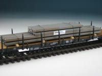 DUHA 11421 - Stahl I-Profile