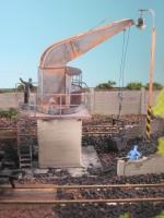 DUHA 21635 B - Bausatz Bekohlungskran (Spur H0)