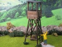 41965 - Jägerstand / Hochstand / Ansitz aus 4kant-Holz