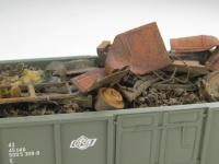 DUHA 11185 - Eisenbahnschrott (Spur H0)