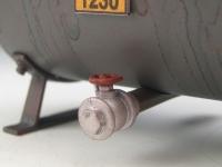 59620F - Handarbeitsmodell - Fass groß