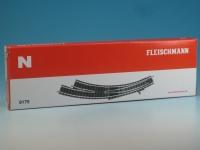 Fleischmann 9175 Handbogenweiche, rechts 9175
