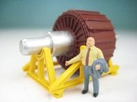 DUHA 11560 - Turbine (Spur H0)