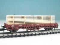 DUHA Ladegut 13270 A - Bretter-Stapel (Spur N)