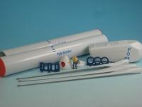 DUHA 11515 - Bausatz für Windkraftwerk / Windrad (Spur H0)