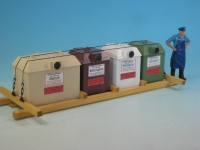 11380 - Altglas- & Metallcontainer - Set