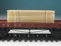 DUHA 11270 A - Bretter-Stapel 26 x 60 x 18 mm