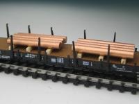 DUHA 13538 - 2 Stapel Kupferstangen (Spur N)