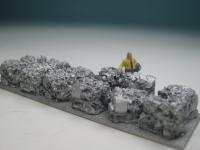 DUHA 11190 D - Gepresster Aluschrott - 98 mm