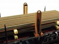 DUHA 11564 B - Neue Schienen mit leichtem Flugrost