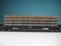 DUHA 11546 - Rostige Rohre (Spur H0)