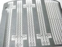 DUHA 11530 - 2 Stapel mit Blechplatten (Spur H0)