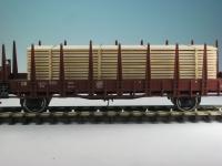 DUHA 18270 A - Bretterstapel 190 x 57 x 37 mm
