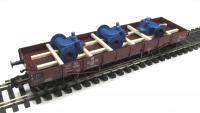 DUHA 11577 - 3 Pumpen auf Holzgestell montiert (Spur H0)