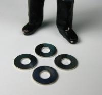 LGB original Ersatzteile - 4 Beilagscheiben klein
