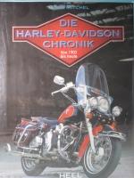 Die Harley-Davidson Chronik - von 1903 bis heute