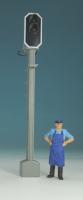 LGB Ersatzteil - RhB Lichtsignalmast (50950)