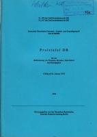 DR - Preistafel - 1993
