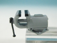 96013 F - Paralellschraubstock mit Drehplatte