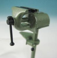 96011 F - Werkzeugmacher-Schraubstock mit Hubvorrichtung