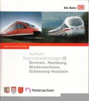 DB Kursbuch Regionalverbindungen B - Niedersachsen 2003