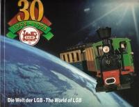LGB Katalog 1998 , NEU Original 30 Jahre LGb (Lehmann)