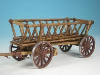 Ladegut 40977 - Leiterwagen aus Echtholz